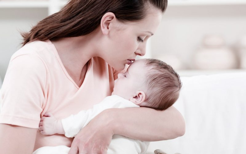 The Ultimate Guide To Being A New Mom